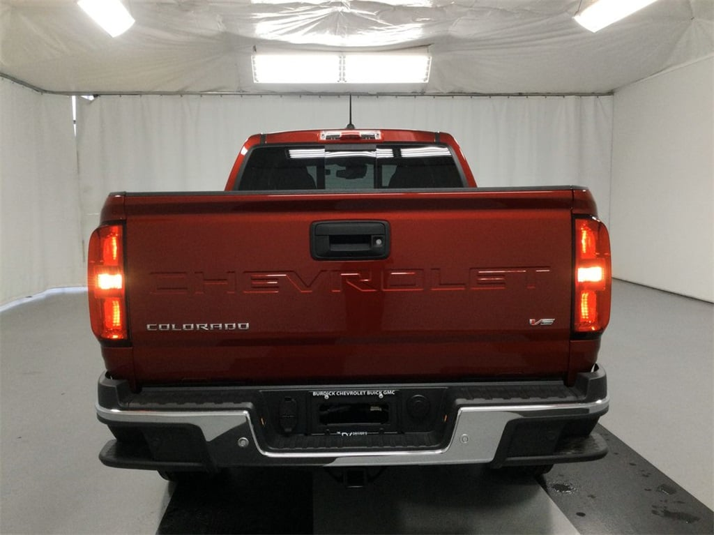 2021 Chevrolet Colorado Crew Cab 4x4, Pickup #B21100574 - photo 9