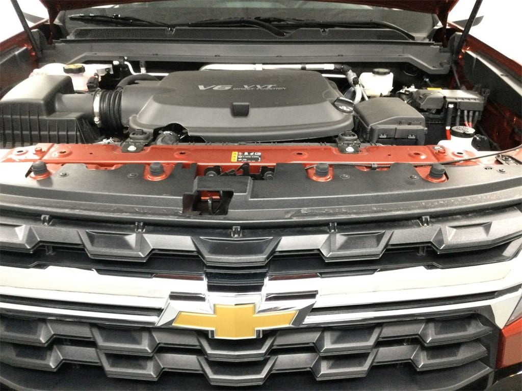 2021 Chevrolet Colorado Crew Cab 4x4, Pickup #B21100574 - photo 11