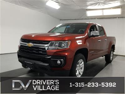2021 Chevrolet Colorado Crew Cab 4x4, Pickup #B21100574 - photo 1