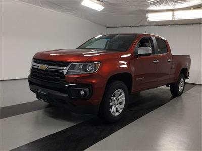 2021 Chevrolet Colorado Crew Cab 4x4, Pickup #B21100574 - photo 3