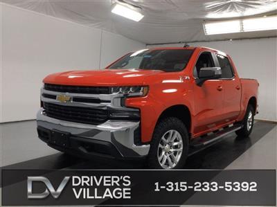 2021 Chevrolet Silverado 1500 Crew Cab 4x4, Pickup #B21101449 - photo 1