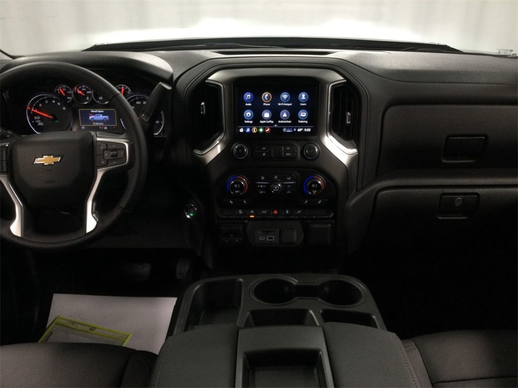 2021 Chevrolet Silverado 1500 Crew Cab 4x4, Pickup #B21101450 - photo 21