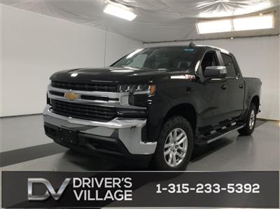 2021 Chevrolet Silverado 1500 Crew Cab 4x4, Pickup #B21101450 - photo 1