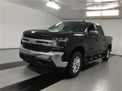 2021 Chevrolet Silverado 1500 Crew Cab 4x4, Pickup #B21101450 - photo 3
