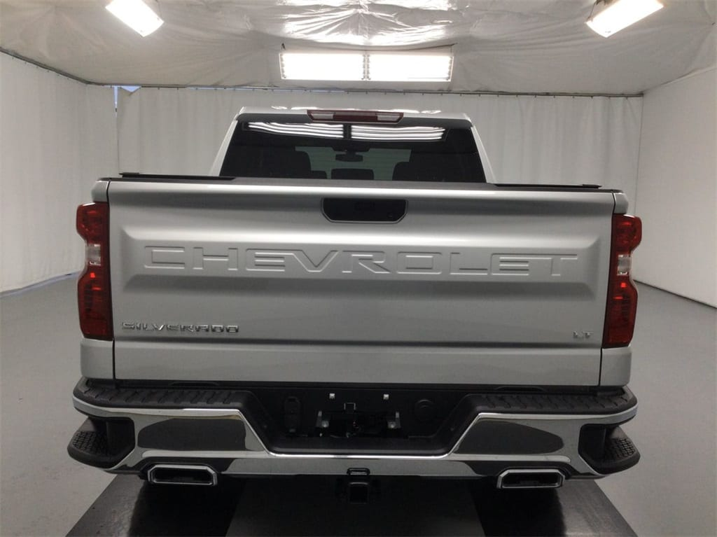2021 Chevrolet Silverado 1500 Crew Cab 4x4, Pickup #B21101451 - photo 9