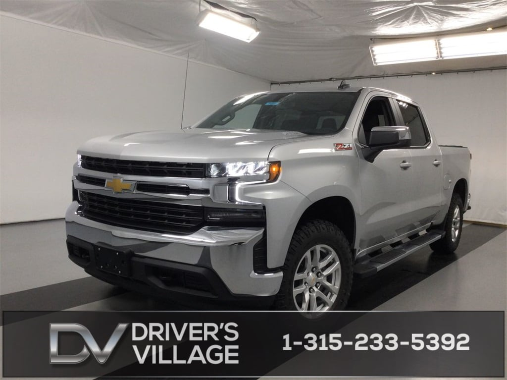 2021 Chevrolet Silverado 1500 Crew Cab 4x4, Pickup #B21101451 - photo 1