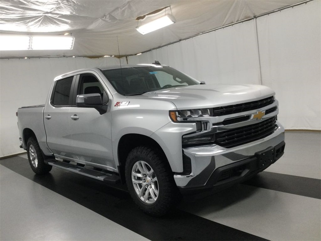 2021 Chevrolet Silverado 1500 Crew Cab 4x4, Pickup #B21101451 - photo 6