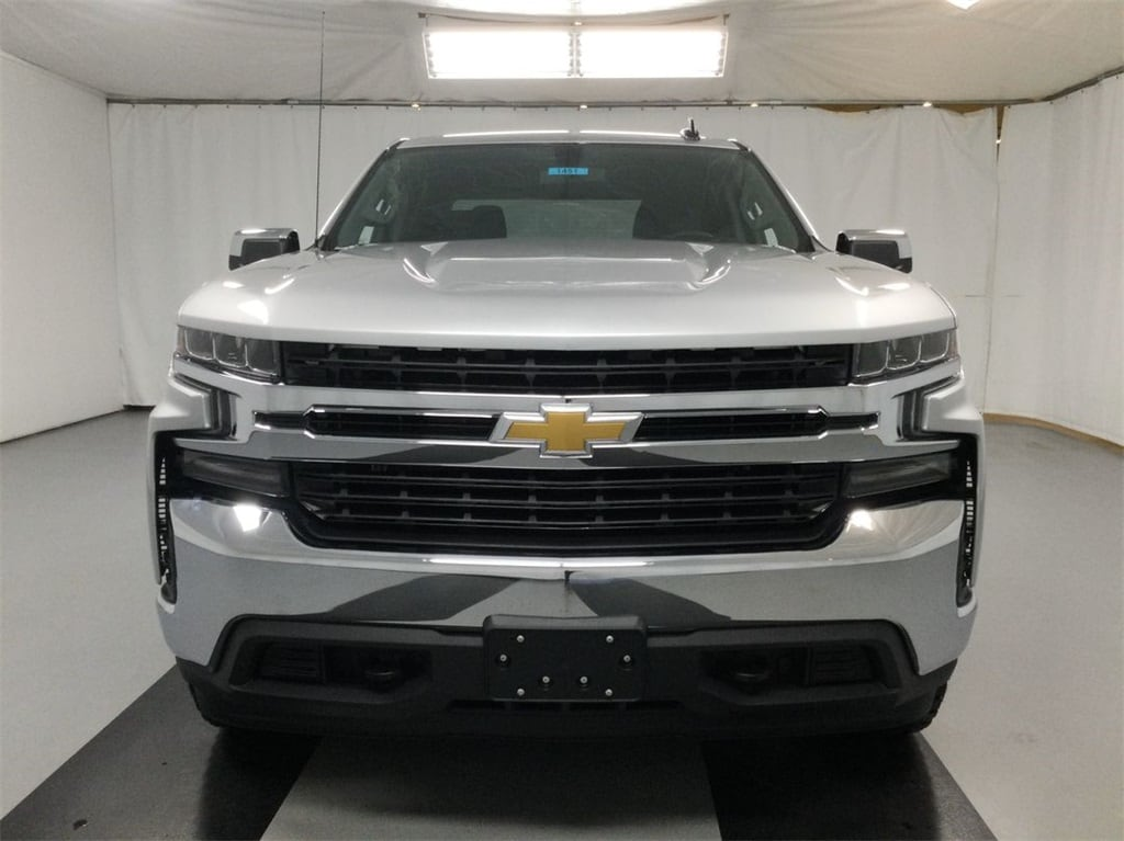 2021 Chevrolet Silverado 1500 Crew Cab 4x4, Pickup #B21101451 - photo 7