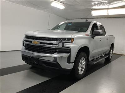 2021 Chevrolet Silverado 1500 Crew Cab 4x4, Pickup #B21101451 - photo 3