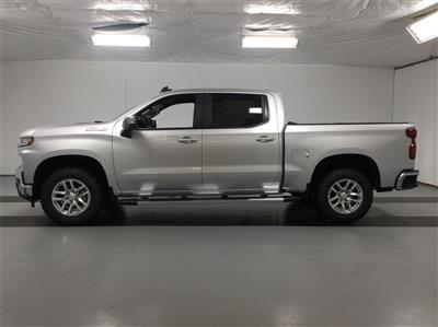 2021 Chevrolet Silverado 1500 Crew Cab 4x4, Pickup #B21101451 - photo 4