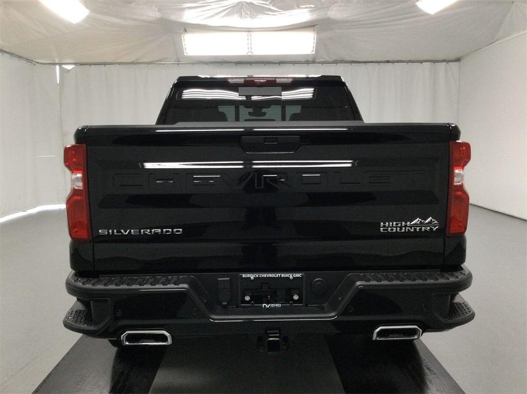 2021 Chevrolet Silverado 1500 Crew Cab 4x4, Pickup #B21102014 - photo 10
