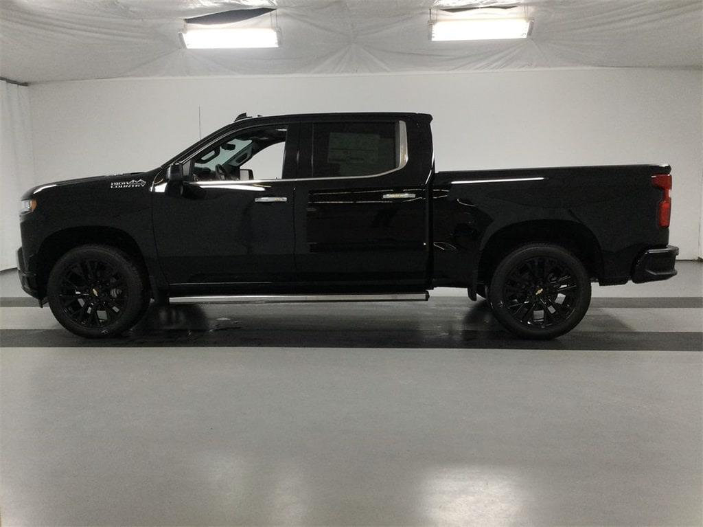 2021 Chevrolet Silverado 1500 Crew Cab 4x4, Pickup #B21102014 - photo 4