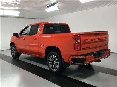 2021 Chevrolet Silverado 1500 Crew Cab 4x4, Pickup #B21102170 - photo 2