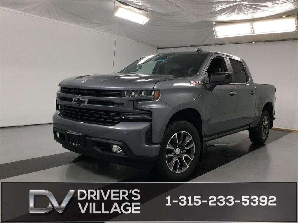 2021 Chevrolet Silverado 1500 Crew Cab 4x4, Pickup #B21102214 - photo 1