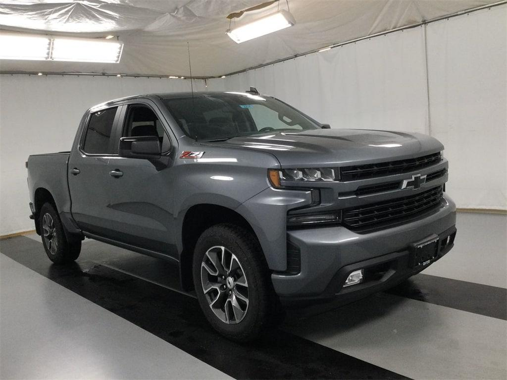2021 Chevrolet Silverado 1500 Crew Cab 4x4, Pickup #B21102214 - photo 6