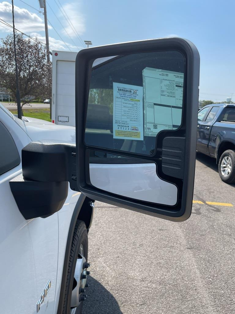 2021 Silverado 3500 Regular Cab 4x4,  Landscape Dump #B21104905 - photo 19