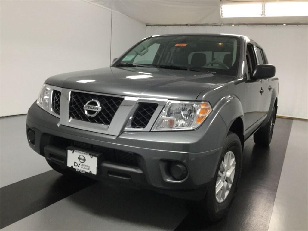 2019 Nissan Frontier Crew Cab 4x4, Pickup #E19000191 - photo 1