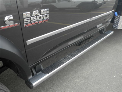 2017 Ram 5500 Crew Cab DRW 4x4,  Wil-Ro, Inc. Hauler Body #17RL134 - photo 10