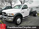 2017 Ram 5500 Regular Cab DRW 4x4,  Cab Chassis #17RL152 - photo 1