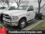 2017 Ram 3500 Regular Cab DRW 4x4,  Cab Chassis #17RL165 - photo 1