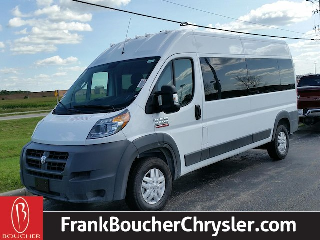 2017 ProMaster 2500 Cargo Van #17RL322 - photo 1