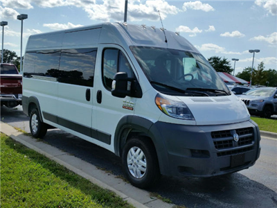 2017 ProMaster 2500 Cargo Van #17RL322 - photo 4