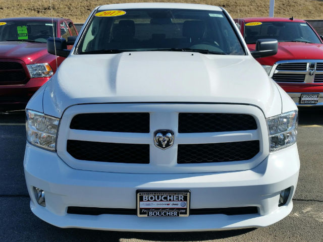 2017 Ram 1500 Quad Cab 4x4, Pickup #17RL363 - photo 4