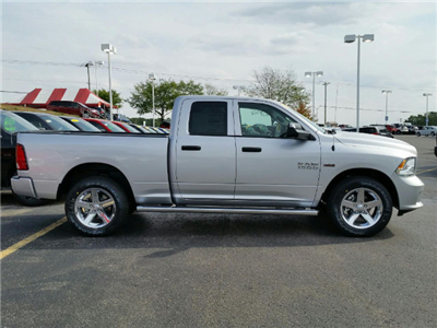 2018 Ram 1500 Quad Cab 4x4, Pickup #18RL010 - photo 3