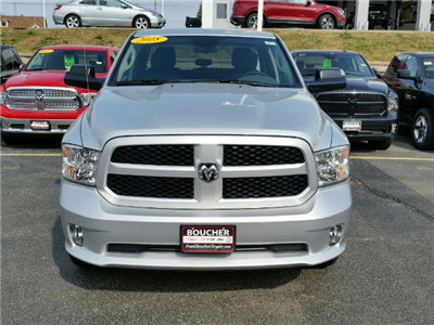 2018 Ram 1500 Quad Cab 4x4, Pickup #18RL010 - photo 4
