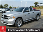 2018 Ram 1500 Quad Cab 4x4, Pickup #18RL010 - photo 1