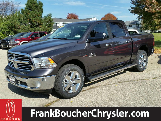 2018 Ram 1500 Crew Cab 4x4 Pickup #18RL021 - photo 1
