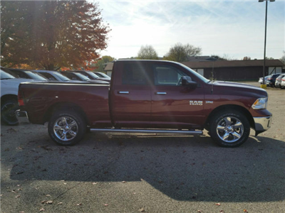 2018 Ram 1500 Quad Cab 4x4,  Pickup #18RL033 - photo 3
