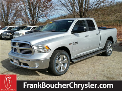 2018 Ram 1500 Quad Cab 4x4, Pickup #18RL040 - photo 1