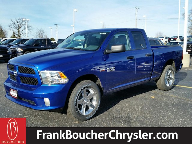 2018 Ram 1500 Quad Cab 4x4, Pickup #18RL059 - photo 1