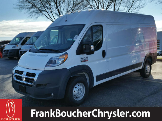 2018 ProMaster 2500, Van Upfit #18RL061 - photo 1