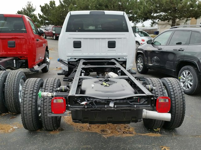 2018 Ram 5500 Regular Cab DRW 4x4,  Cab Chassis #18RL070 - photo 2