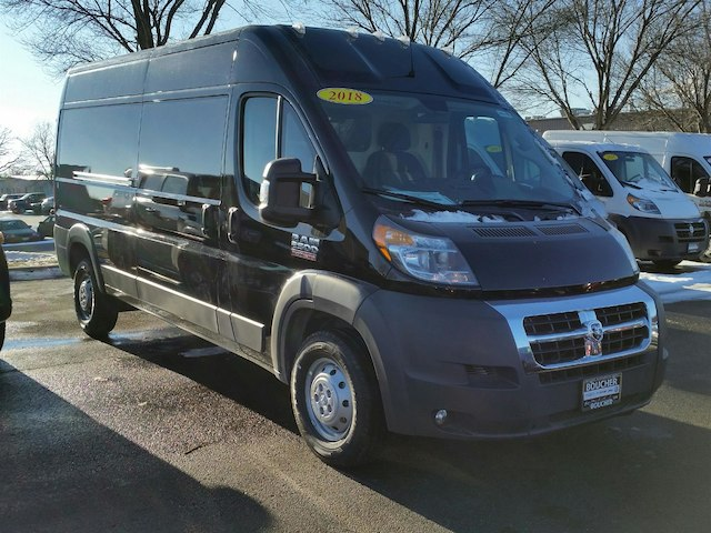 2018 ProMaster 2500, Van Upfit #18RL075 - photo 3