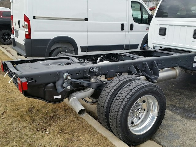 2018 Ram 5500 Regular Cab DRW 4x4,  Cab Chassis #18RL089 - photo 5