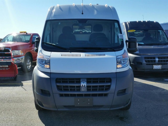 2018 ProMaster 2500 High Roof FWD,  Empty Cargo Van #18RL092 - photo 4