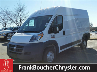 2018 ProMaster 2500 High Roof,  Upfitted Cargo Van #18RL092 - photo 1