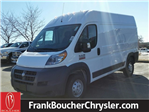 2018 ProMaster 2500 High Roof FWD,  Empty Cargo Van #18RL092 - photo 1