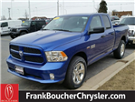 2018 Ram 1500 Quad Cab 4x4,  Pickup #18RL117 - photo 1