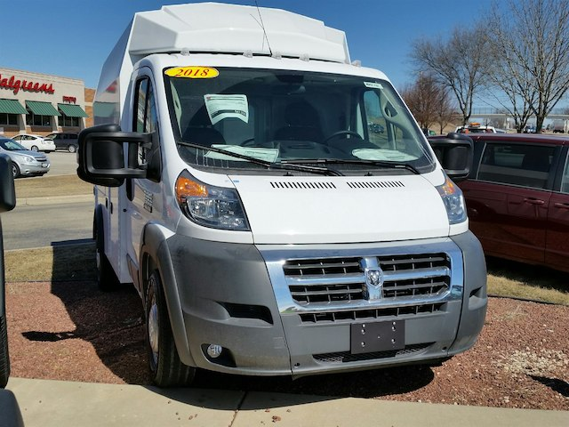 2018 ProMaster 3500 Standard Roof, Service Utility Van #18RL132 - photo 3