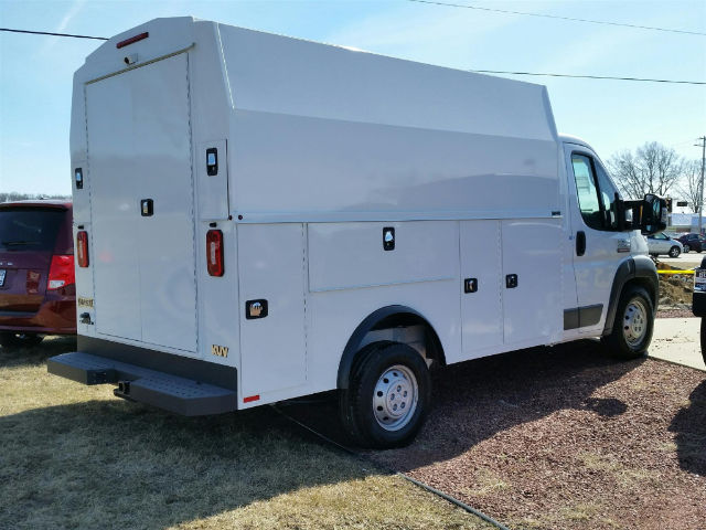 2018 ProMaster 3500 Standard Roof, Service Utility Van #18RL132 - photo 2