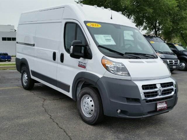 2018 ProMaster 2500 High Roof FWD,  Empty Cargo Van #18RL155 - photo 4