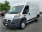 2018 ProMaster 2500 High Roof FWD,  Empty Cargo Van #18RL155 - photo 1