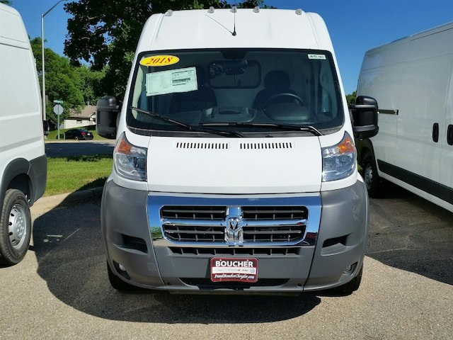 2018 ProMaster 2500 High Roof FWD,  Empty Cargo Van #18RL160 - photo 3