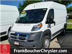 2018 ProMaster 2500 High Roof FWD,  Empty Cargo Van #18RL160 - photo 1