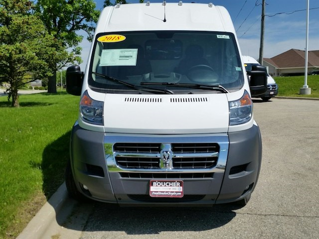 2018 ProMaster 2500 High Roof FWD,  Empty Cargo Van #18RL161 - photo 4