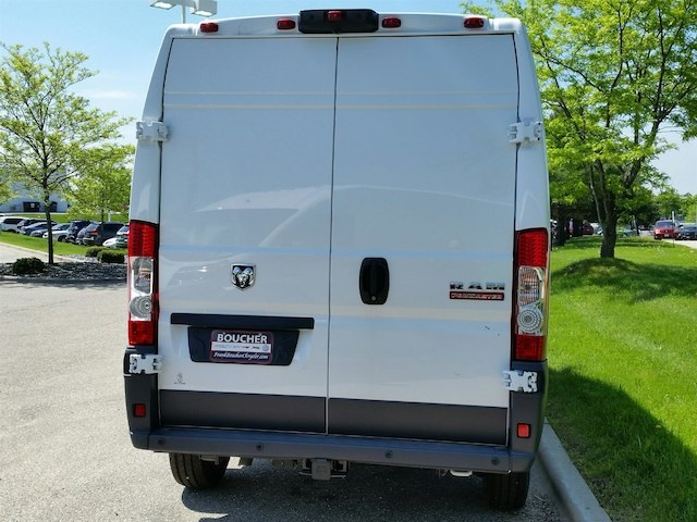 2018 ProMaster 2500 High Roof FWD,  Empty Cargo Van #18RL161 - photo 5